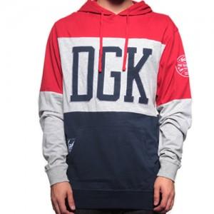 b6e7c6d8c0b49 DGK MVP Hooded Jersey - Red
