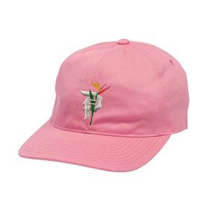 PRIMITIVE Dirty P Paradise Dad Hat - Pink 085995c87bd3